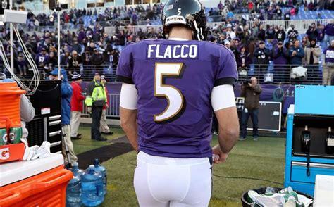 NFL: Joe Flacco, sin futuro en Ravens, a quienes hizo ...
