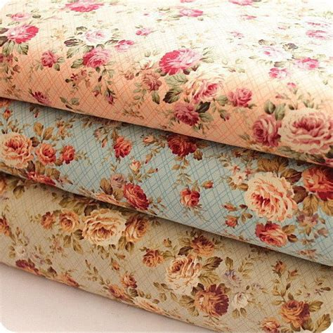 shabby chic fabrics australia vintage fabric vintage rose cotton fabric cottage style