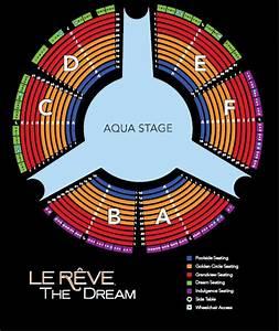 Cirque Du Soleil O Seating Chart Showtimevegas Com Las Vegas Seating Charts