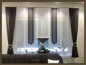 Moderne Gardinen Für Große Fenster : wohnzimmer gardinen fur kleine fenster ~ Sanjose-hotels-ca.com Haus und Dekorationen