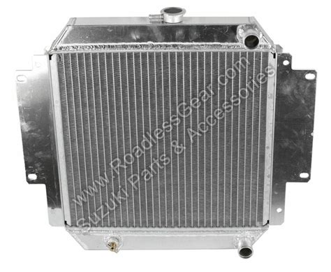 Suzuki Samurai Radiator by Suzuki Samurai All Aluminum Radiator 2 Row In Stock In