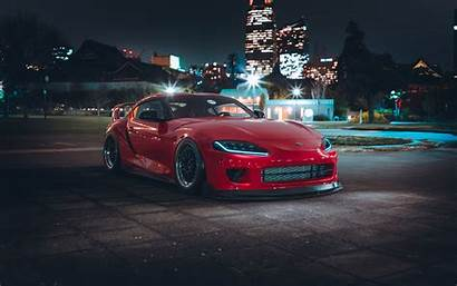 Supra Toyota 4k Cars Tuning Tuned Wallpapers