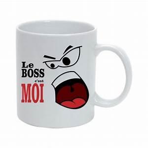 Tasse Cafe Original : mug pour les patrons pour les boss un mug rigolo et pas cher ~ Teatrodelosmanantiales.com Idées de Décoration