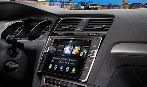touch screen navigation  volkswagen golf