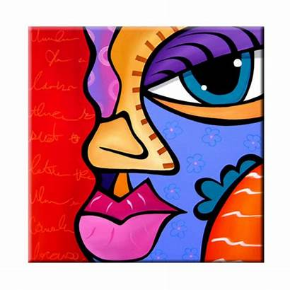 Pop Tableau Tableaux Artwall Canvas