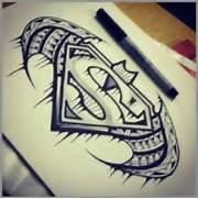 Cool Batman Logo Drawi...