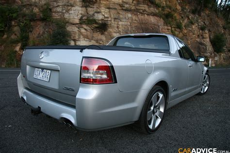 holden ute ss 2008 holden ve commodore ss v ute review caradvice