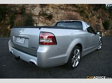 2008 Holden VE Commodore SS V Ute Review photos CarAdvice