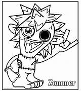 Monster Monsters Coloring Pages Moshi Colouring Printable Cool2bkids Drawing Sheets Energy Silly Getcolorings Getdrawings Colori Drawings Anything Clipartmag sketch template