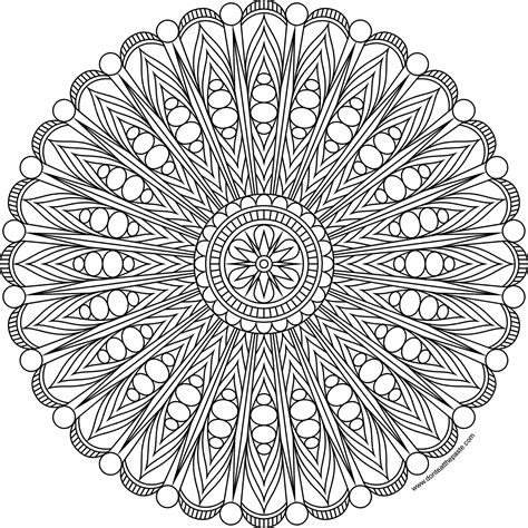 mandala to color don t eat the paste happy mandala to color