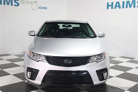 2013 Used Kia Forte Koup Sx At Haims Motors Serving Fort