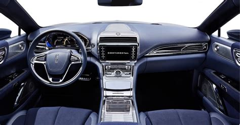 Lincoln Continental Prototype by New Lincoln Continental Coming In 2016 Official