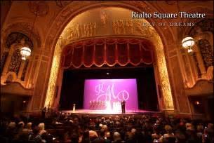 Joliet Rialto Square Theatre