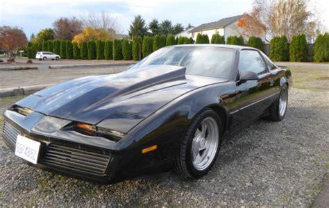 Built Pontiac Firebird Trans Coupe Door Zzz