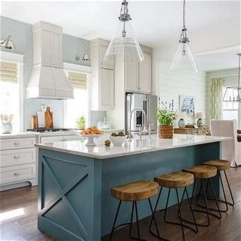 blue island kitchen best 25 blue kitchen island ideas on 1726