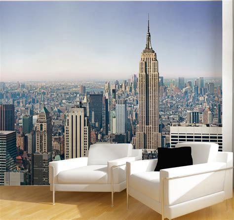 papier peint york chambre changer la vue du salon de la chambre ou de la cuisine