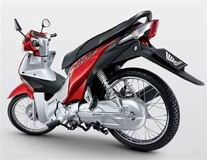 Modifikasi Motor Matic  New Honda Revo Matic Wave 110i