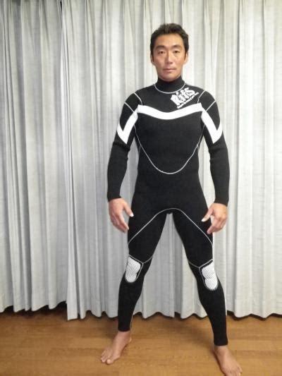 ウェットスーツ紹介 - Blog@Taka Surf Support Service