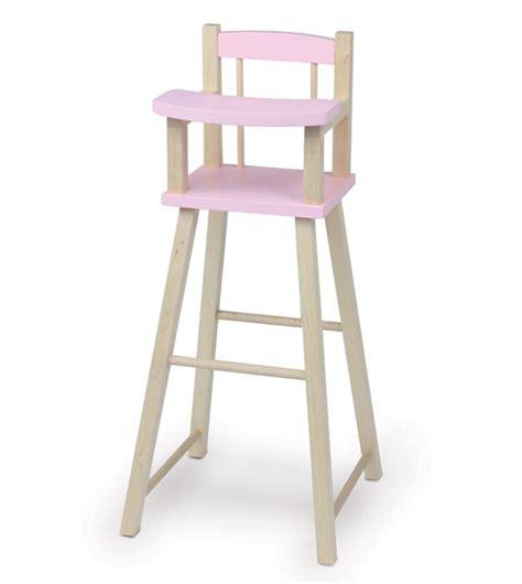 chaise haute bois poupee chaise haute poup 233 e jusqu 224 36cm www poupees baigneurs la boutique d 233 di 233 e 224 la poup 233 e
