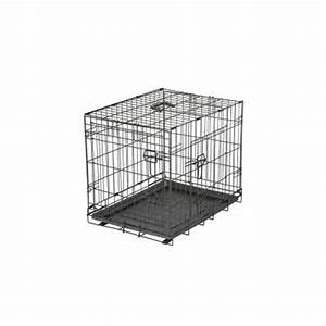Small crate tray 308616a the home depot for Dog kennel cages home depot