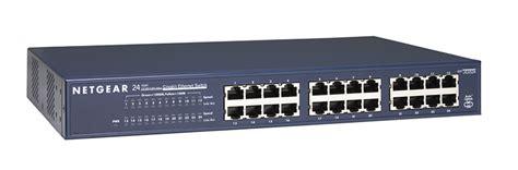 netgear jgs prosafe  port gigabit ethernet switch