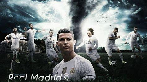 Real Madrid Logo Wallpapers HD 2016 - Wallpaper Cave