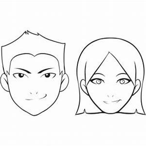 How to draw how to draw a face for kids - Hellokids.com