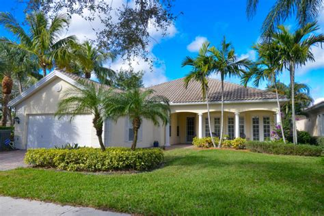 The Isles Homes For Sale, Palm Beach Gardens, Florida