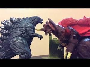 Godzilla (2017) vs Destroyah (Kaiju battle) - YouTube