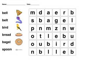 activity sheets for preschoolers easy word searches for activity shelter