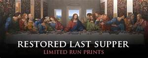 Leonardo da Vinci, The Last Supper: Secrets, tecniques and ...