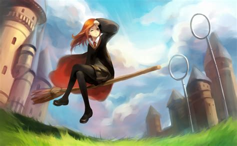 Anime Wallpaper Harry Potter by Harry Potter Hd Wallpaper Background Image 2000x1237
