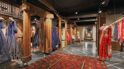 JADE s new Mumbai store is a well designed home for a