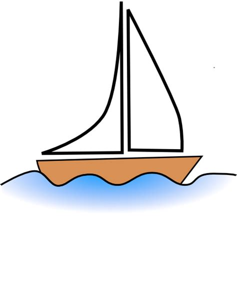 Free Clipart Of Boat by Boat 11 Clip At Clker Vector Clip