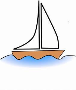 Boat 11 Clip Art at Clker.com - vector clip art online ...