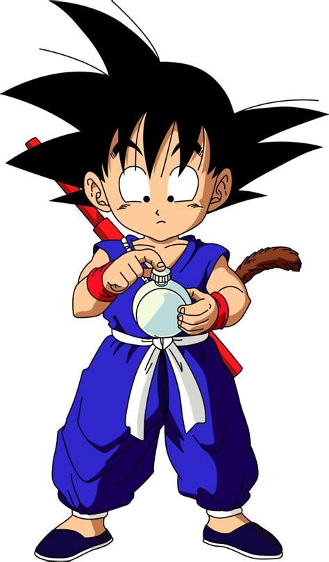 Dragon Ball  Kid Goku  Dragon Ball  Pinterest Kid