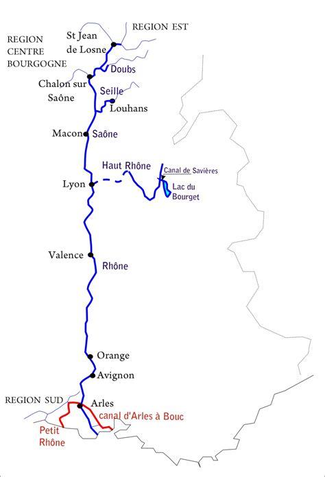 Carte Fluviale Haut De by Datei Voies Navigables Region Saone Rhone Jpg