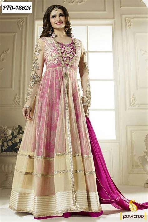 wedding bridal latest designer anarkali dresses  salwar