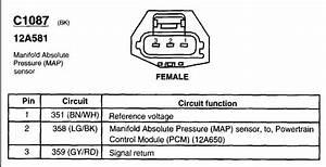 Map Sensor Voltage