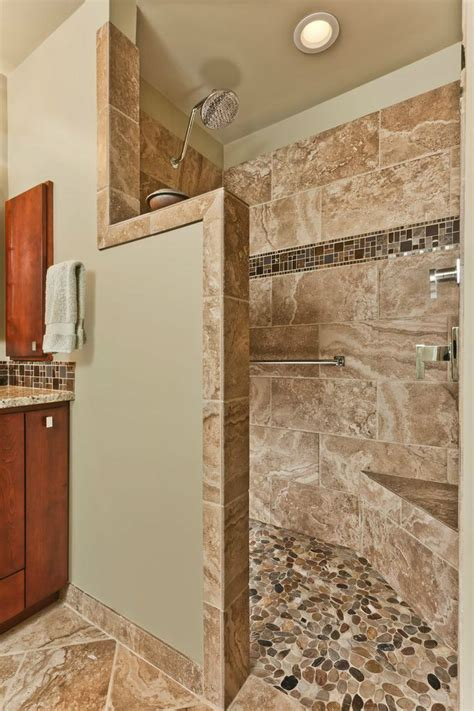 A Walk In Shower by 37 Walk In Showers That Add A Touch Of Class And Boost