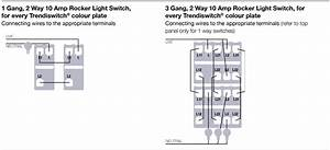 1 Gang 3 Way Light Switch Wiring Diagram : technical trendiswitch ~ A.2002-acura-tl-radio.info Haus und Dekorationen