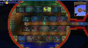 Terraria all items map - everything you need to build what