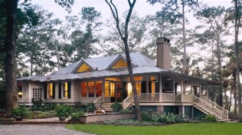 Wrap Around Porch House Plans, House Plans With Wrap