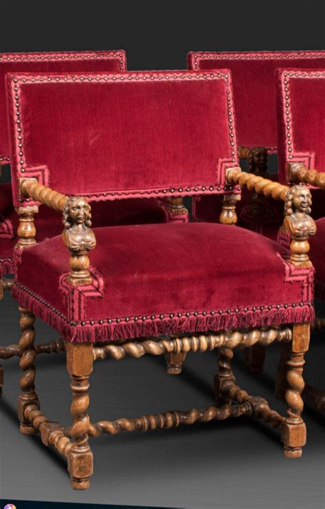 chaise louis xiii 24 best style louis xiii images on antique