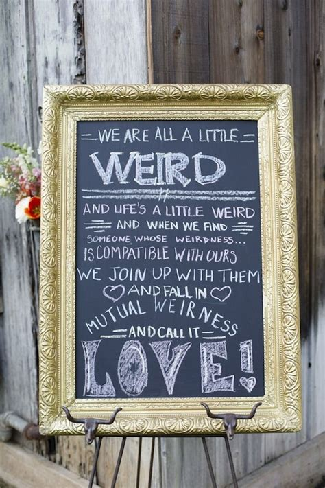 Wedding Signs by 40 Awesome Signs You Ll Want At Your Wedding