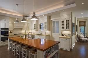 Kitchen island lighting 15 foto kitchen design ideas blog for Kitchen lighting over island