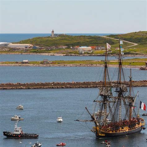 Legend Boats History by St Et Miquelon Hermione Legend History Boat