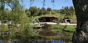 Maison Semi Enterrée : vid o vivre dans une maison semi enterr e de hobbit ~ Voncanada.com Idées de Décoration