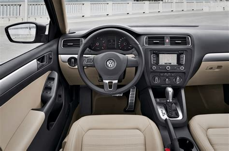interior of the new 2011 volkswagen jetta has been fully
