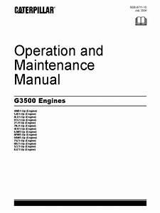 Manual 3516 Cat